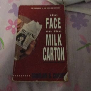 Other - The face on the milk cartoon